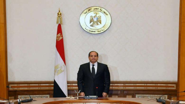مصر.. الوزراء الجدد يؤدون القسم أمام السيسي