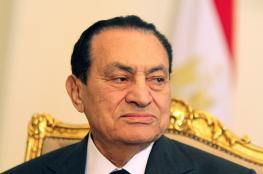 صورة جديدة لمبارك بعد شائعات.. علق على سجن نجليه