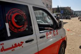 إصابة 3 مواطنين بقصف إسرائيلي شمال القطاع