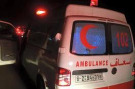 قوات الاحتلال تهاجم سيارة إسعاف في سلفيت