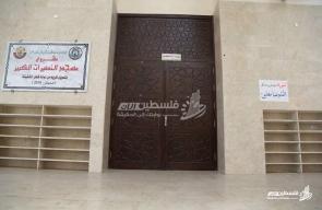 أول جمعة بدون صلاة.. كورونا يغلق مساجد غزة