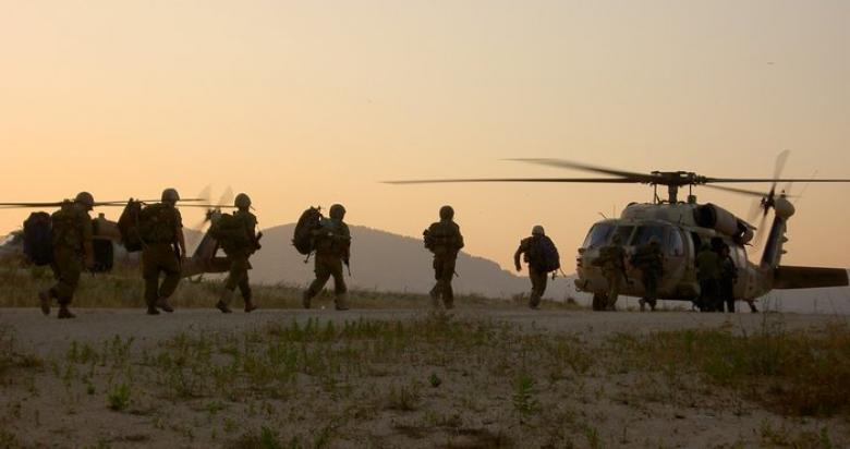 تدريبات لجيش الاحتلال شمال الأراضي المحتلة
