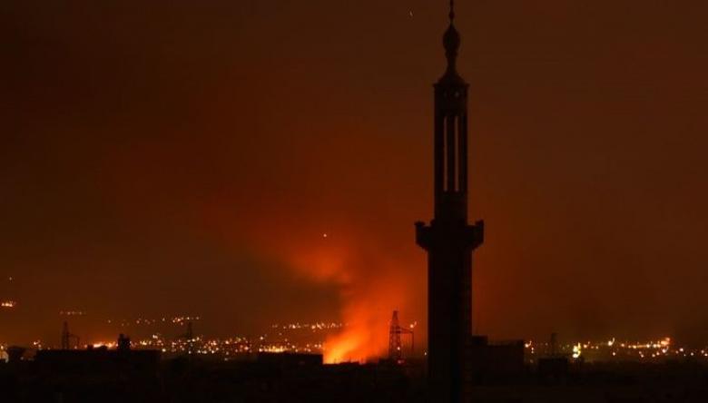 تفاصيل القصف الإسرائيلي لأهداف بالعراق قبل يومين