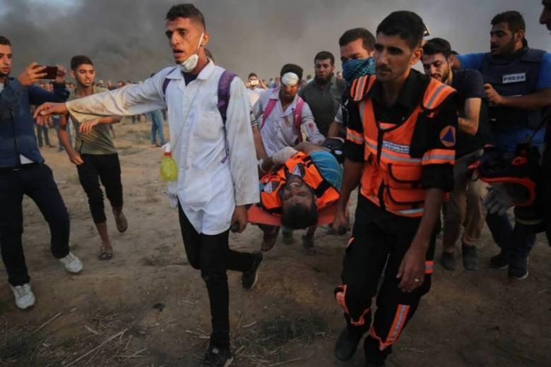 الأمم المتحدة تبدأ مناقشة تقارير حول قتل المتظاهرين بغزة