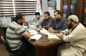 دار القرآن الكريم تُجيز عدد من الطلاب بالسند غيبا