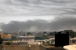 الجيش الليبي يعلن تقدمه في عدة مواقع جنوب غربي العاصمة طرابلس