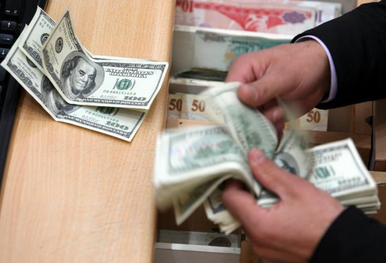 العملات: ارتفاع طفيف في سعر الدولار مقابل الشيقل