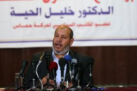الحية: سليماني نجح في ترميم علاقة حماس مع إيران قبل اغتياله