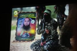 """""""حماس"""" في دير البلح تنظم حفل تأبين للشهيد رامي اللًوح"""