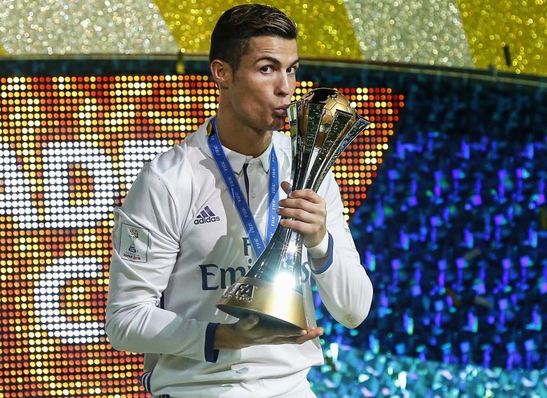 كريستيانو رونالدو يدخل تاريخ كأس العالم للأندية