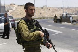 اعتقال جندي إسرائيلي ادعى خطف سلاحه بالنقب