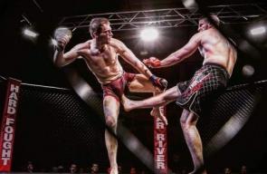 فلسطيني من نابلس يينافس على بطولة الملاكمة بكاليفورنيا