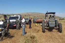 الاحتلال يغلق فتحات مياه بقرية الجفتلك شمال أريحا