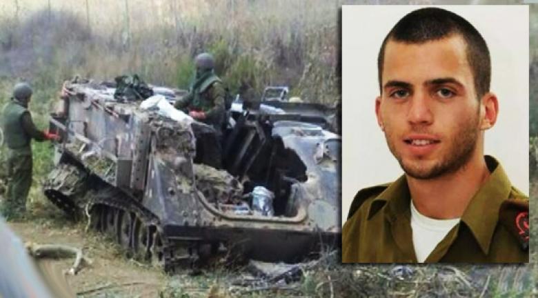 3 أعوام على أسر الجندي الإسرائيلي شاؤول آرون