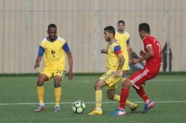 إيقاف مدربين ونقل مباريات في دوري غزة