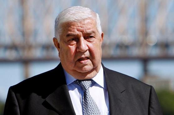 تعرف على سبب انتشار شائعة وفاة وزير الخارجية السورى