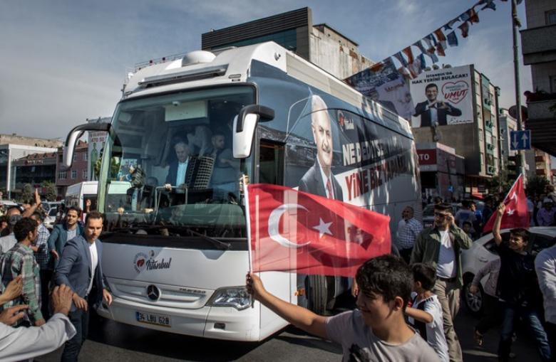 وسط اهتمام عالمي.. انطلاق انتخابات الإعادة لبلدية إسطنبول