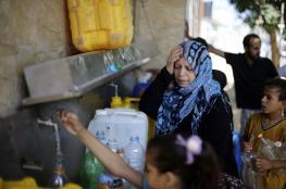 تحذير فلسطيني من تجديد آلية عمل لجنة المياه المشتركة مع الاحتلال