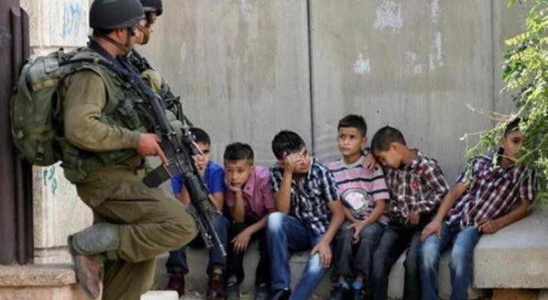 تقرير يوثق إرهاب شرطة الاحتلال بحق الأطفال في العيسوية