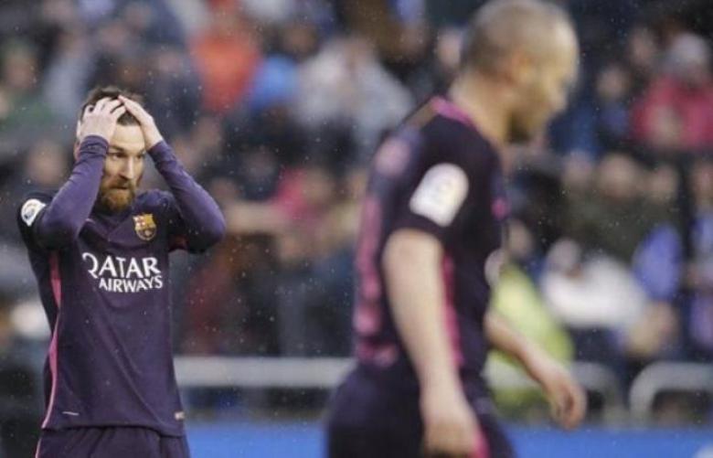 بعد موقعة سان جيرمان.. لماذا سقط برشلونة؟