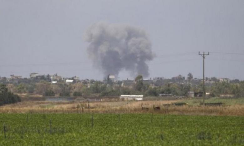 تعرف على سبب الانفجارات التي تسمع في غزة
