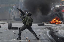 اندلاع مواجهات مع قوات الاحتلال جنوب جنين