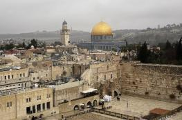 """""""إسرائيل"""" تمنع أعمال الترميم داخل المسجد الأقصى"""