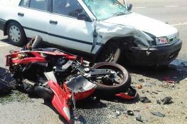 الشرطة تسجل 102 حالة وفاة بحوادث الطرق في فلسطين