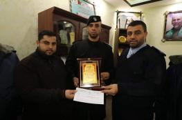 شرطة المرور تشيد بجمعية الفلاح الخيرية