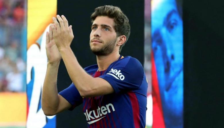 برشلونة يغلق الباب أمام رحيل روبيرتو