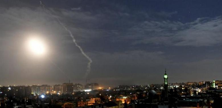 """""""حزب الله"""" يدين استهداف الاحتلال لـ """"دمشق"""""""