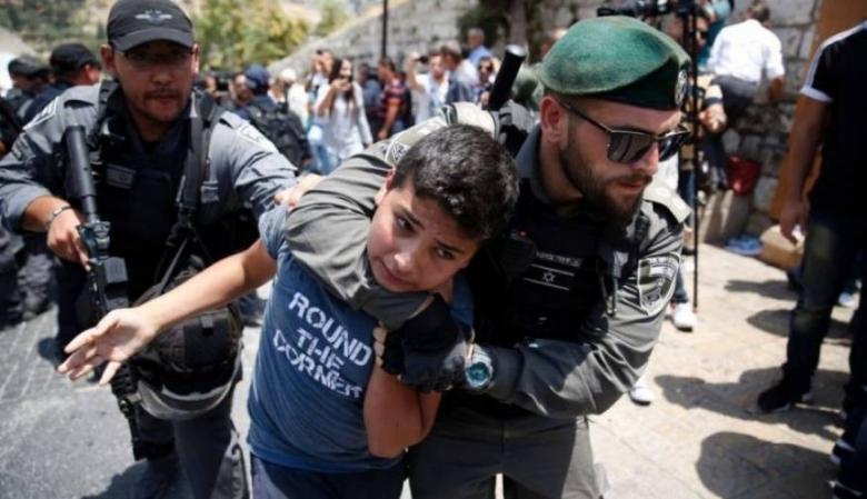 """غرامات بـ 26 ألف شيكل فرضها الاحتلال على أطفال """"عوفر"""" بيونيو"""
