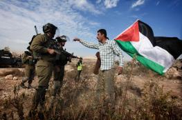 الاحتلال ينصب كميناً ويعتقل صحفيين ونشطاء ببلعين