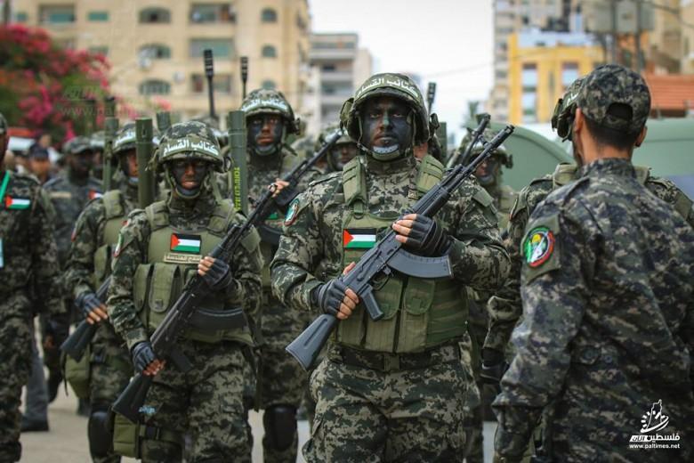 حماس تنفي التطرق لسلاح المقاومة في حوارت التهدئة
