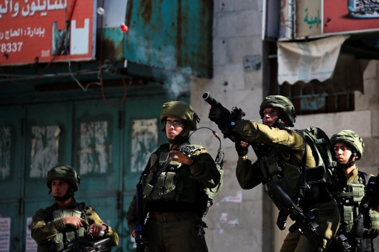 إصابات برصاص الاحتلال خلال مواجهات في قلقيلية