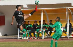 المباراة النهائية لكأس غزة