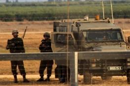 الاحتلال يستهدف المزارعين شرق المغازي