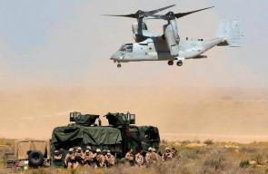 المناورة المشتركة بين الجيش الأمريكي و الإسرائيلي