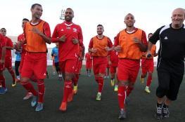 استدعاء 25 لاعبًا للتحضير للقاء طاجيكستان