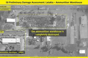 """هذه المواقع التي استهدفتها """"إسرائيل"""" بسوريا مؤخرا"""