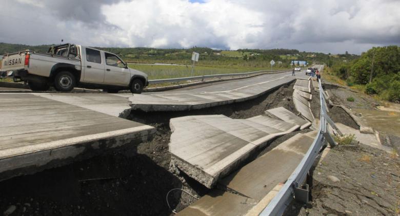 علماء يحذرون: 2018 عام الزلازل