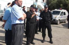 غزة: تنويه مروري بخصوص الطريق المؤدية لمستشفى الشفاء
