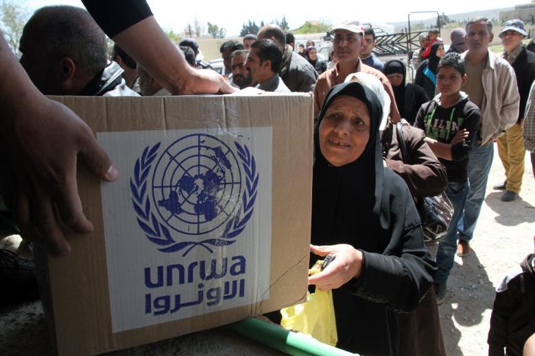 الوكالة تشرع بآلية جديدة لتوزيع المواد الغذائية في غزة