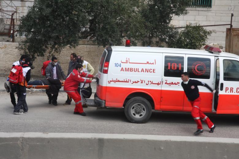 مصرع مواطن نتيجة سقوطه عن علو في قلقيلية