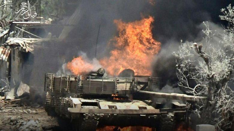اشتباكات غرب حلب وضحايا مدنيون جراء الغارات