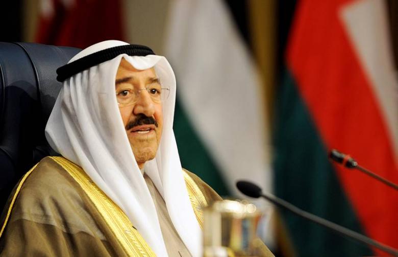 أمير الكويت يدعو للجم اعتداء الاحتلال على مسيرة العودة