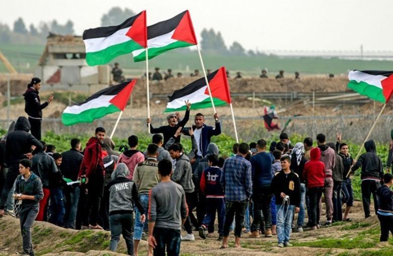 قرار بتأجيل مسيرات العودة في غزة اليوم بشكل استثنائي