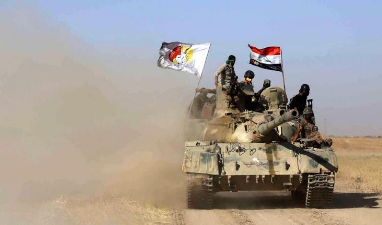 تعزيزات للقوات العراقية حول تلعفر