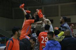 اتحاد دير البلح يتوج بطلاً لدوري جوال لكرة اليد