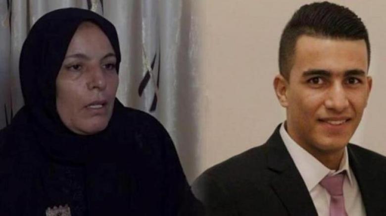 محكمة احتلالية تدين والدة الشهيد أشرف نعالوة
